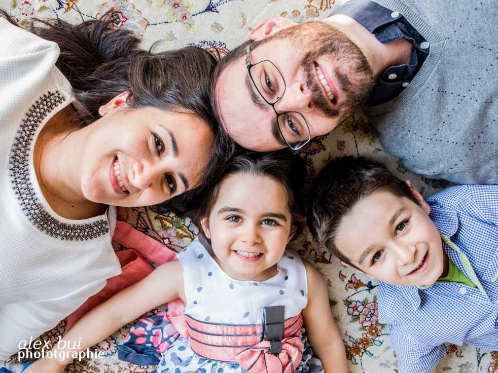 Family portrait -2